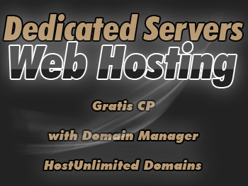 Half-price dedicated hosting package
